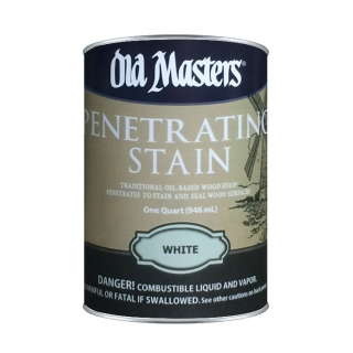 Old Masters Penetrating Stain White - фото - 3