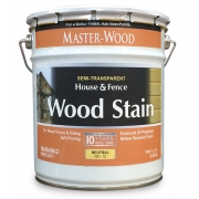 HOUSE&FENCE Master-Wood Semi-Transparent Wood Stain - фото - 1