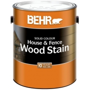 Behr Solid House&Fence Wood Stain - фото - 1